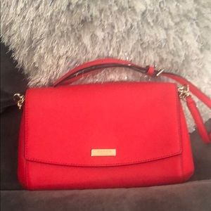 AUTHENTIC KATE SPADE RED BAG